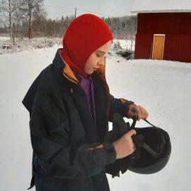Miten pukeutua ratsastamaan talvella?